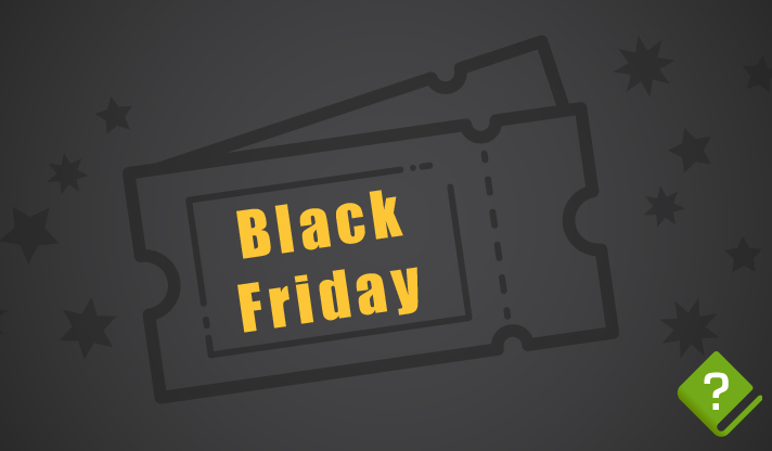 Black Friday 2018: 60% discount on HelpNDoc till Monday only !