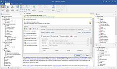 Documentation generation dialog