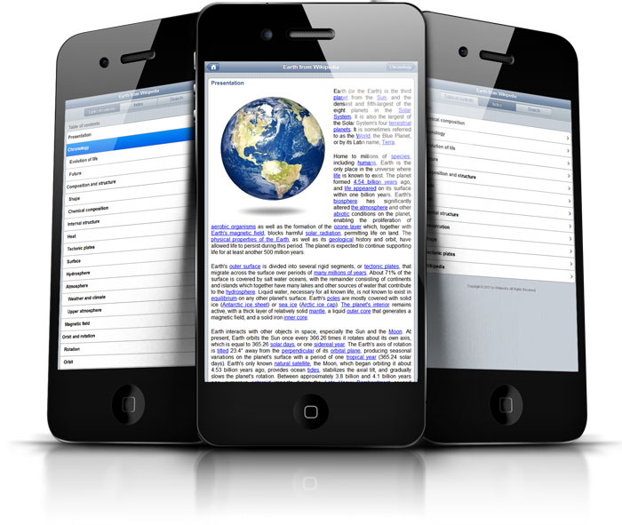 Easily generate iPhone website and documentation